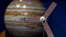 Juno spacecraft set for record-breaking Jupiter approach