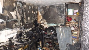 LFB tumble dryer warning after huge tower block blaze.