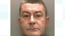 Darren Nesbitt has been jailed for rape