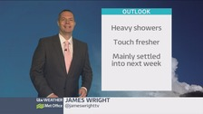 Wales weather: Largely dry, turning hazy as cloud builds