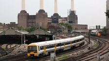 Bank Holiday rail disruptions grind trains to a halt.