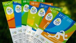 rio 2016 tickets