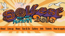 Three people arrested following theft at Solfest