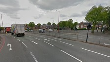 Man dies after being hit by a lorry