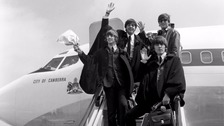 Lost Beatles record sells for £18,000 at auction