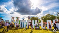 Man dies at Creamfields festival in Cheshire