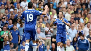 Report: Hazard inspires Chelsea to Burnley victory