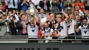 Hull FC end Wembley hoodoo to win Challenge Cup final