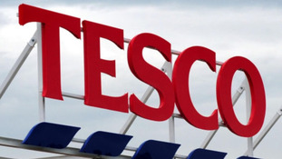 Video of flood at Tesco store after reported lightning strike