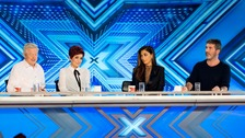 X Factor returns: Fresh round of hopefuls face judges