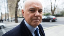 Duncan Smith: Low-skilled jobs must go to Britons first