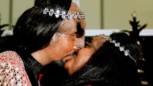 Klingon ceremony