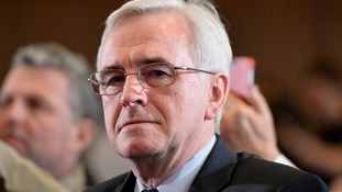 John McDonnell is shadow chancellor and senior Labour figure