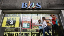 Final BHS stores to close, after 88 years on the high street