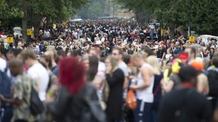 Face recognition police to scan Notting Hill Carnival CCTV for offenders