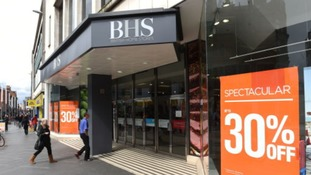 Final day of trading for remaining BHS stores