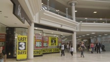 BHS Gateshead Metrocentre branch closes today