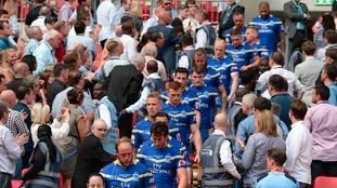 Wolves proud despite Wembley woe