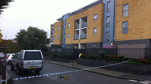 Murder investigation launched after double stabbing
