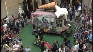 Banksy versus Bristol Museum exhibition