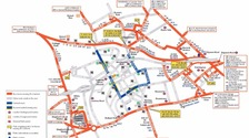 TfL's travel map