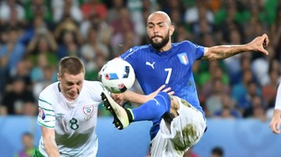 Simone Zaza joins West Ham from Juventus