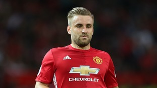 Shaw already preparing for Manchester Derby