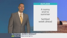 Wales weather: A bright but showery Sunday!