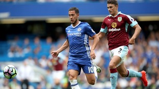 Eden Hazard hints at Mourinho criticism after win