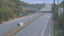 M20 coastbound