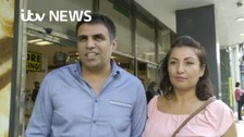 Shoppers express their sadness at the closure of BHS