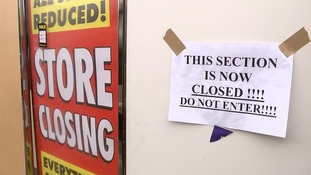 Final BHS stores close after 88 years on high street