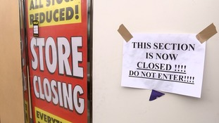 Final BHS stores close after 88 years on the high street