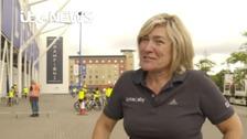 Janet Hudson from Skyride East Midlands