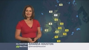 Mostly fine for Bank Holiday Monday
