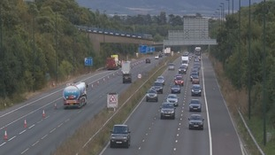 M20 reopened