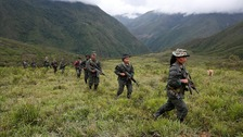 Colombia peace deal: FARC sets permanent caese-fire