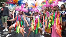 In pictures: Notting Hill Carnival 2016