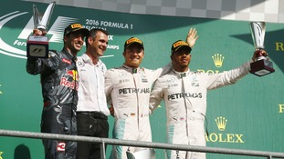 Hamilton worried he would not complete Belgian GP
