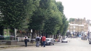 Murder enquiry launched over street attack in Blackheath.