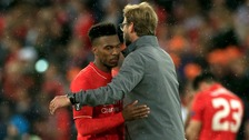 Sturridge and Klopp
