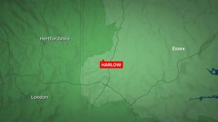 The attack, which is believed to be unprovoked, happened in Harlow on Saturday evening