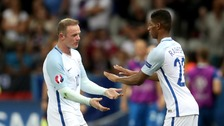 Rooney and Rashford