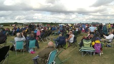 Crowds flock to 25th Little Gransden Air and Car Show