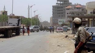 At least 72 dead in Yemen suicide bomb blast