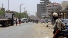 At least 60 dead in Yemen suicide bomb attack