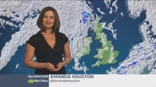 Sunshine for many this Bank Holiday Monday
