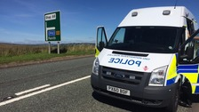 Motorcyclist killed in Bank Holiday tragedy