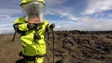 Mars experiment