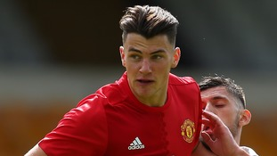Manchester United teen looking to make a big splash for Wales